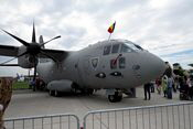 alenia c-27j spartan (romanian air force)