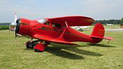 beechcraft 17 staggerwing (privat nci6s)