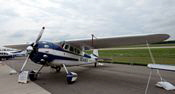 cessna c 195 a (german historic flight)