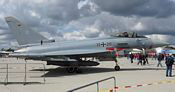 eurofighter ef-2000 typhoon (bw 31+20)