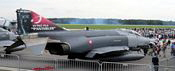 mcdonnell douglas f4-f phantom ii (turkish air force)