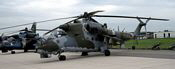 mil mi-24 hind (czech air force)