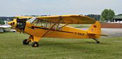 piper pa-18-135 super cub (d-enjr privat)