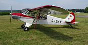 piper pa-18-95 super cub (privat d-esmw)